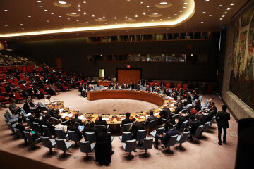 United Nations Security Council Holds Meeting On Syria And ISIL