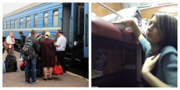 """ЧП на железной дороге, детали и фото с места: """"под путями провал грунта"""""""