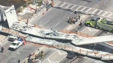 Количество погибших и ошибки при строительстве моста: все подробности трагедии во Флориде