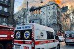 Пожежа в Одеському коледжі: з'явилися страшні дані про жертви, «молиться вся Україна»