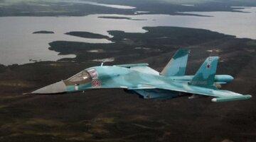 У Росії розбився винищувач-бомбардувальник: перші подробиці з місця