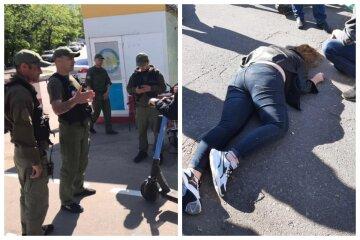 """В Одесі патрулі вийшли на відому трасу, відео: """"вимагають покинути територію"""""""