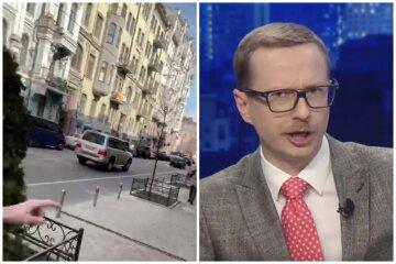 В центре Киева жестоко избили известного телеведущего, изуродовав лицо: фото пострадавшего
