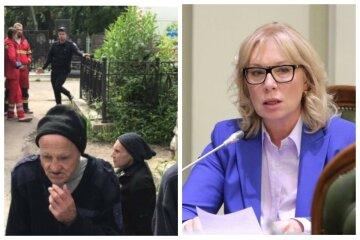Хворих пенсіонерів вивезли гинути: новий поворот скандалу в Одесі