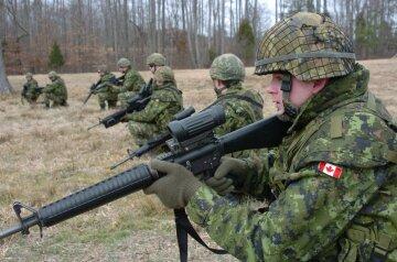 канадские военные