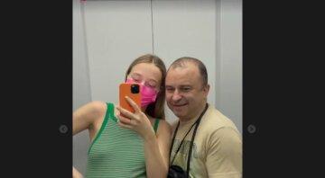 """Виктор Павлик осыпал жену комплиментами за пару дней до родов: """"Какой большой пузяра"""""""