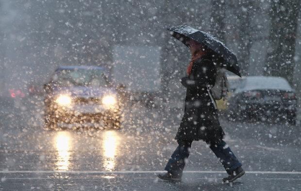 Сніг, снігопад, Getty Images