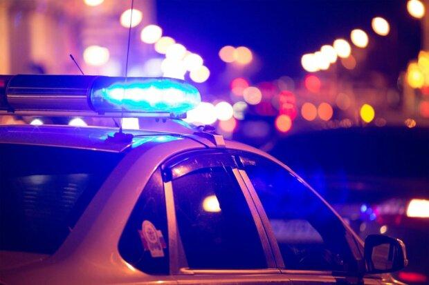 мигалки, полиция, рф