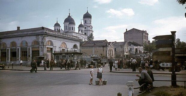 Днепр в оккупации: как выглядел город во время второй мировой