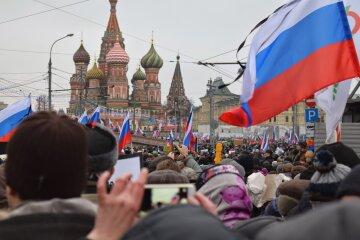 россияне, флаги