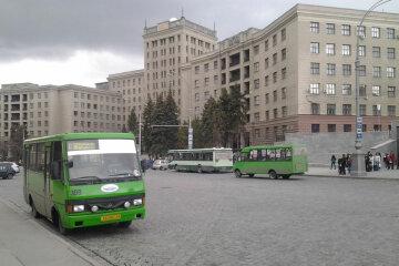маршрутка, Харьков