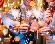 Поздравление с Новым годом через СМС