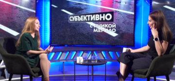 Воигт рассказала о главных принципах проектов, связанных с Чернобылем