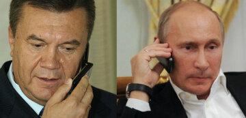 янукович путин переговоры