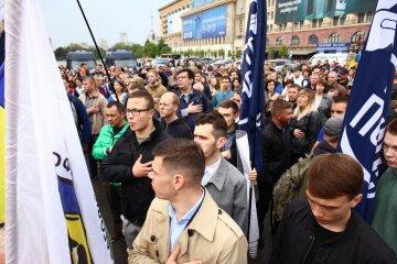 митинг, Харьков