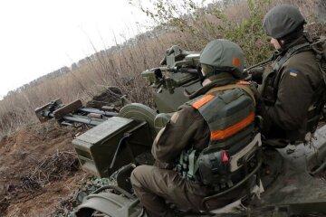 На Донбасі збили російський безпілотник (фото)