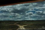 Хмари, небо, погода, ураган, шторм