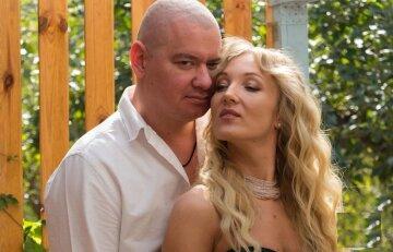 Євген Кошовий з дружиною, Ксенія Кошова