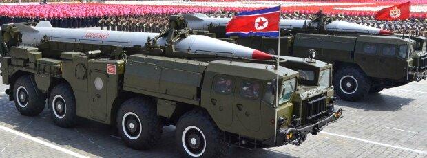 северная корея ядерная бомба