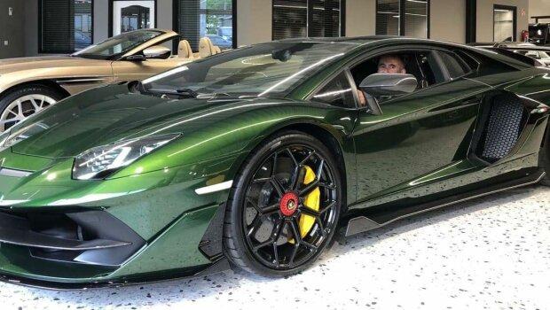 Соратник Зеленського придбав унікальну Lamborghini за 15 мільйонів: таких всього тисяча в світі