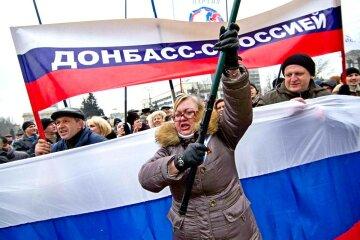 русский мир, Донбасс