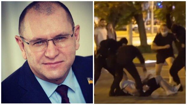 """""""Слуга народа"""" поздравил Лукашенко, разгон Майдана с жертвами не помеха: """"Спасибо Вам за..."""""""