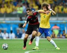 Германия-Бразилия