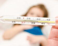 температура ребенок девочка