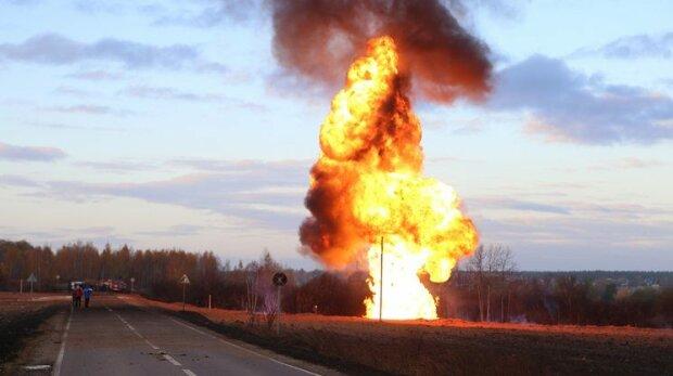 пожар взрыв рф