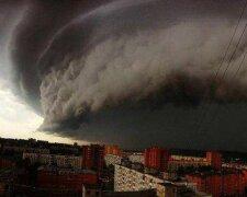 ураган, штормовое предупреждение