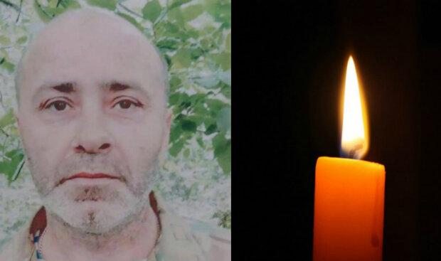 Жизнь украинского бойца оборвалась в один миг, фото: «Без отца остались дочь и сын»