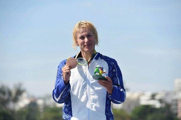 украинка медаль