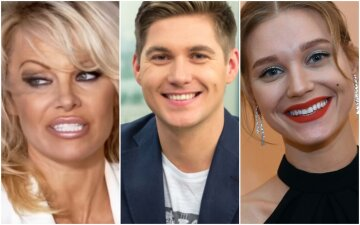 Остапчук, Асмус, Памела Андерсон и другие звезды, которые пережили громкий развод в 2020 году: фото скандалистов