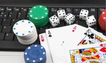онлайн казино, азартні ігри
