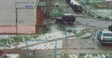 """В Москве в конце июля выпал снег, видео: """"Регион сейчас находится под ..."""""""