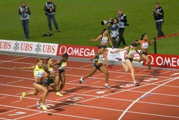 бег спорт соревнования