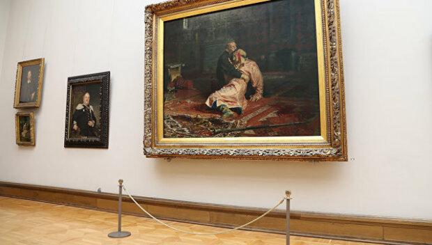 Картину нужно порвать: стали известны подробности и кадры нападения на «Ивана Грозного»