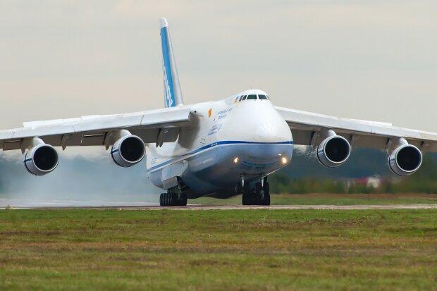 ан-124 руслан антонов