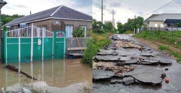одесская область наводнение