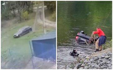 """Легковик з людьми дістали з річки на Полтавщині, нові подробиці трагедії: """"Плач і виття на все село"""""""