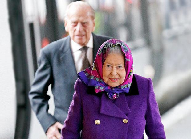 королева Елизавета,