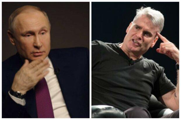 """Рок-музикант Роллінз розкрив, ким є Путін: """"Повинен бути у в'язниці"""""""