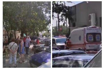 Переполох в Одесі: до місця НП стягують силовиків і рятувальників, кадри