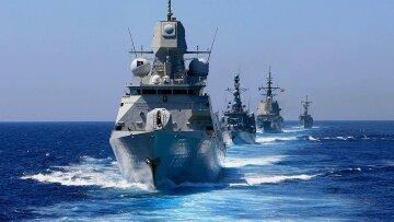 корабль, НАТО