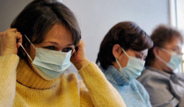 епідемія, грип