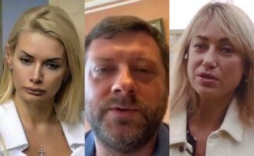 Александр Корниенко, Ирина Аллахвердиева, Татьяна Домбровская