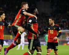 сборная бельгии, футбол