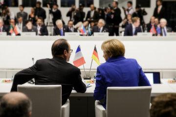 Олланд-Меркель