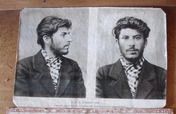 В Петербурге покажут спектакль о Сталине