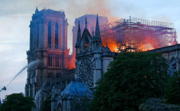 Нотр дам собор парижской богоматери